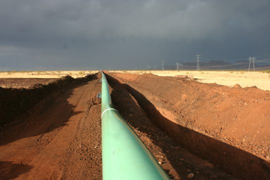 Gasoducto San Isidro-Samalayuca