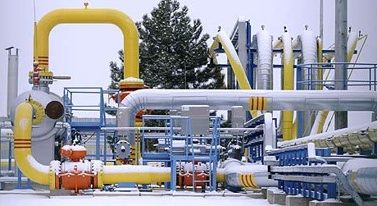 Natural gas distribution in the city of Durango