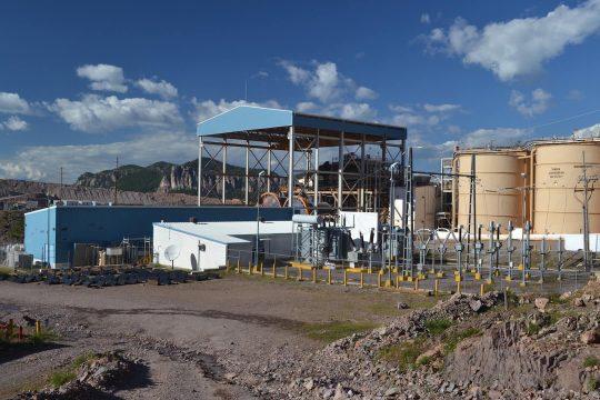 Estudio Técnico Económico Proyecto Minero Pinos Altos